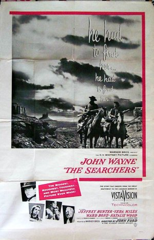 The Searchers 853x1328