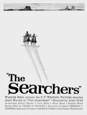 The Searchers 580x769