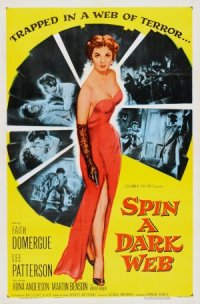Spin a Dark Web poster