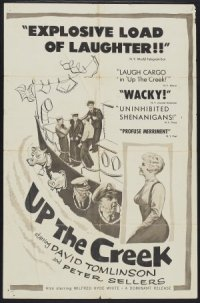 Up the Creek poster