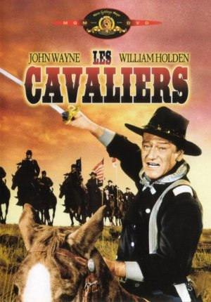 The Horse Soldiers 697x1000