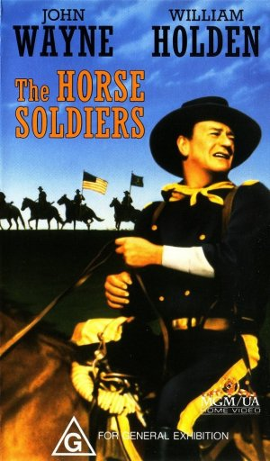 The Horse Soldiers 586x1000