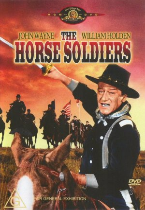 The Horse Soldiers 695x1000