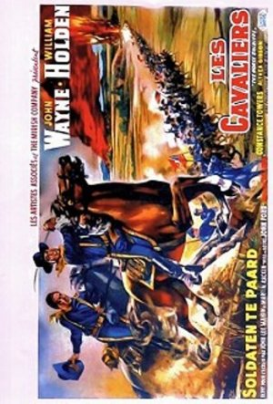 The Horse Soldiers 350x517