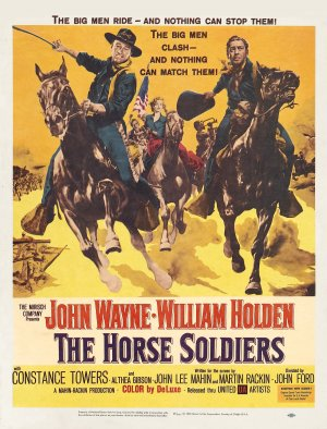 The Horse Soldiers 1715x2250