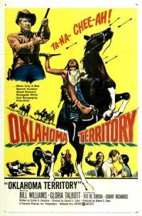Oklahoma Territory poster