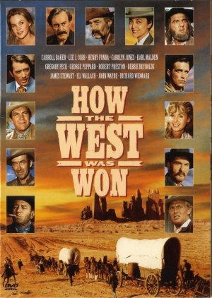 How the West Was Won 711x1000