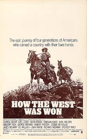 How the West Was Won 300x476
