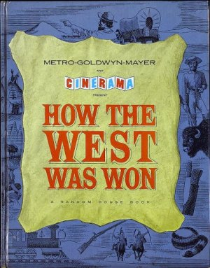 How the West Was Won 432x552
