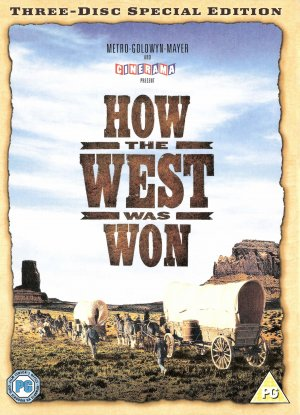 How the West Was Won 3210x4438