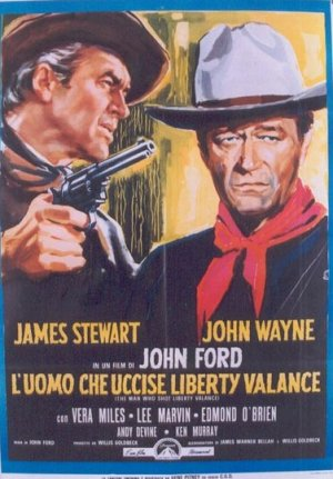 The Man Who Shot Liberty Valance 376x540