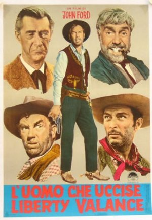 The Man Who Shot Liberty Valance 328x475
