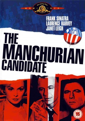 The Manchurian Candidate 1532x2172