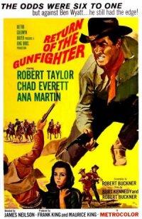 Return of the Gunfighter poster