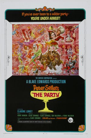 The Party Theatrical poster
