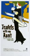 Travels with My Aunt Poster