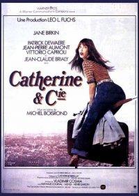 Catherine et Cie poster