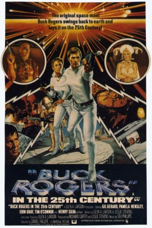 Buck Rogers in the 25th Century 1003x1500
