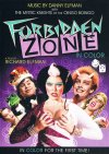Forbidden Zone Cover