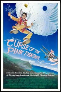 Curse of the Pink Panther poster
