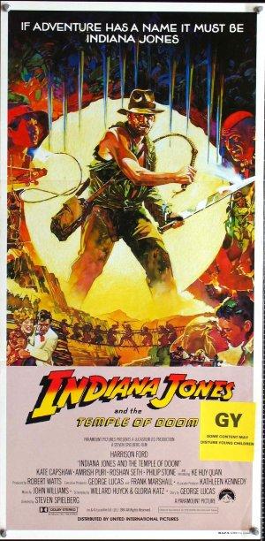 Indiana Jones and the Temple of Doom 1326x2703