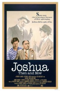 Joshua Then and Now poster