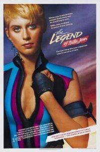 The Legend of Billie Jean poster