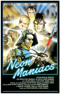 Neon Maniacs poster