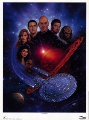 Star Trek: Nová generace 500x672