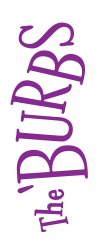 The Burbs Logo