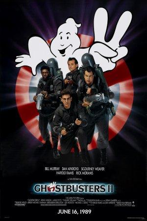 Ghostbusters II 1990x3000