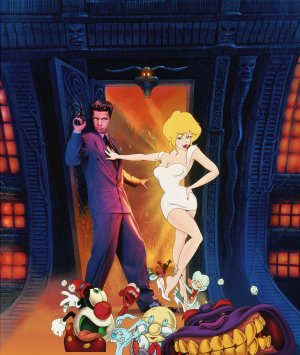 Cool World Key art