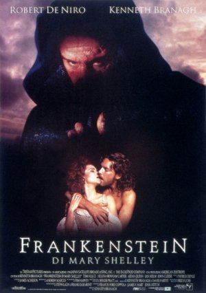 Frankenstein Theatrical poster