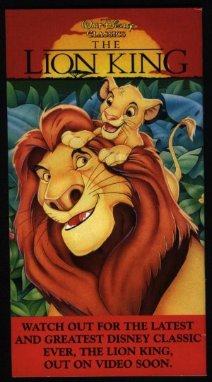 The Lion King 600x1079