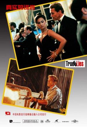 True Lies 900x1321