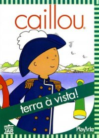 Caillou poster