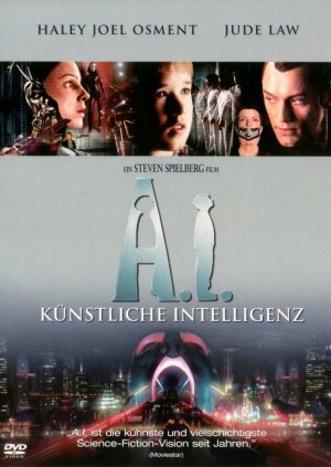 Artificial Intelligence: AI 1532x2160