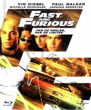 The Fast and the Furious 1538x1865