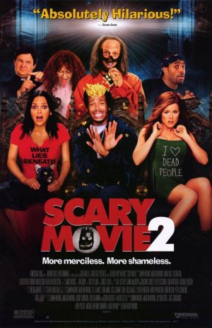 Scary Movie 2 580x898