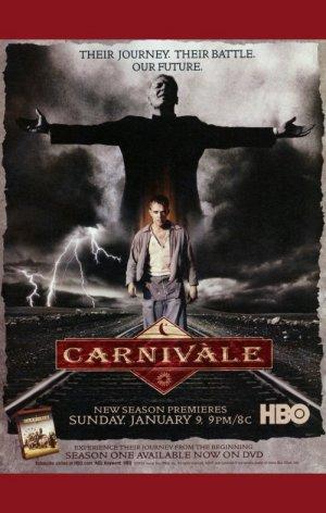 Carnivàle 500x786