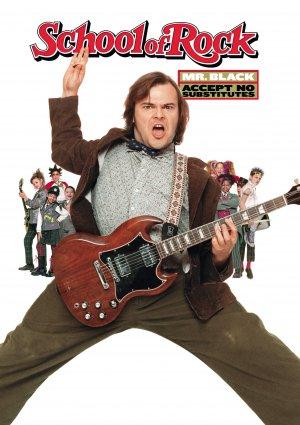 The School of Rock 2543x3600