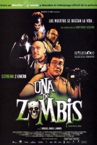 Una de zombis poster