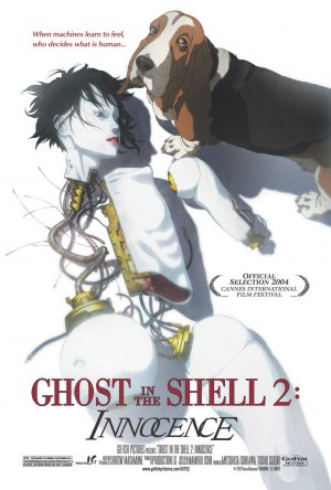 Ghost in the Shell 2 - Innocence 1013x1500