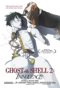 Ghost in the Shell 2 - Innocence poster