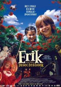 Erik of het klein insectenboek poster