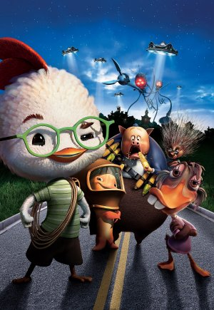 Chicken Little 3452x5000