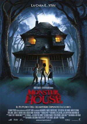 Monster House 500x714