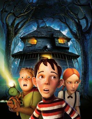 Monster House 2550x3300