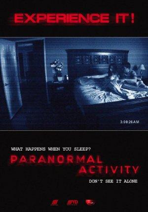 Paranormal Activity 500x714