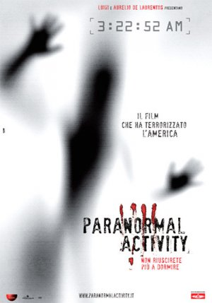 Paranormal Activity 500x715